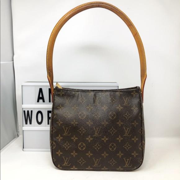 Louis Vuitton Handbags - SoldLouis Vuitton looping MM monogram shoulder bag
